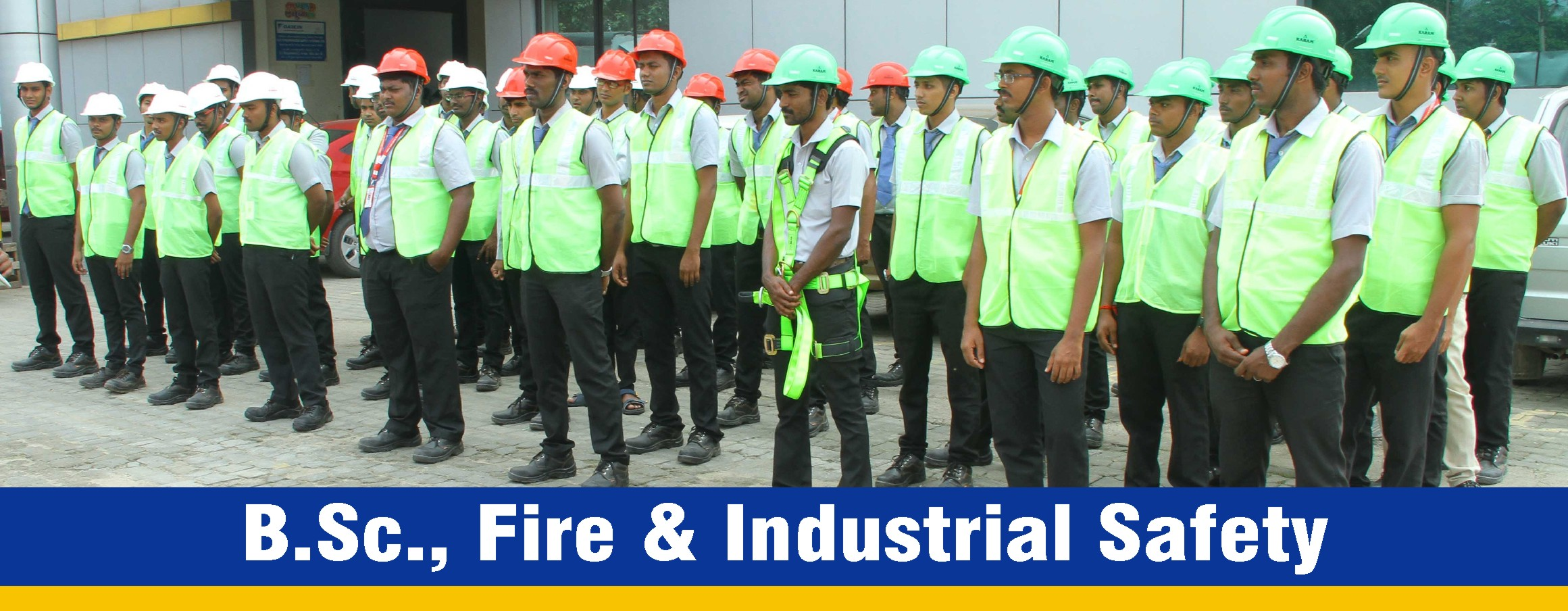 Aset | B.sc Fire and Industrial Safety