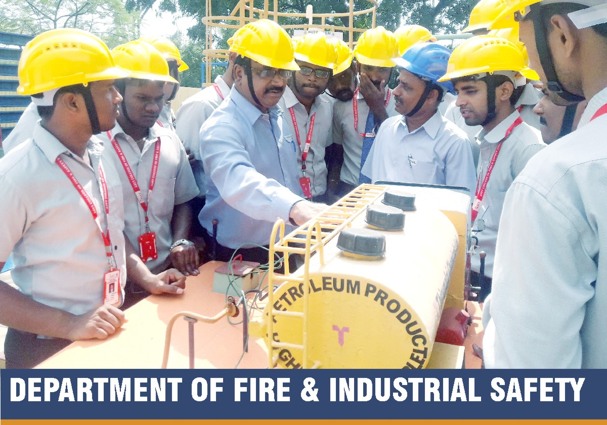 Industrial Fire And Safety