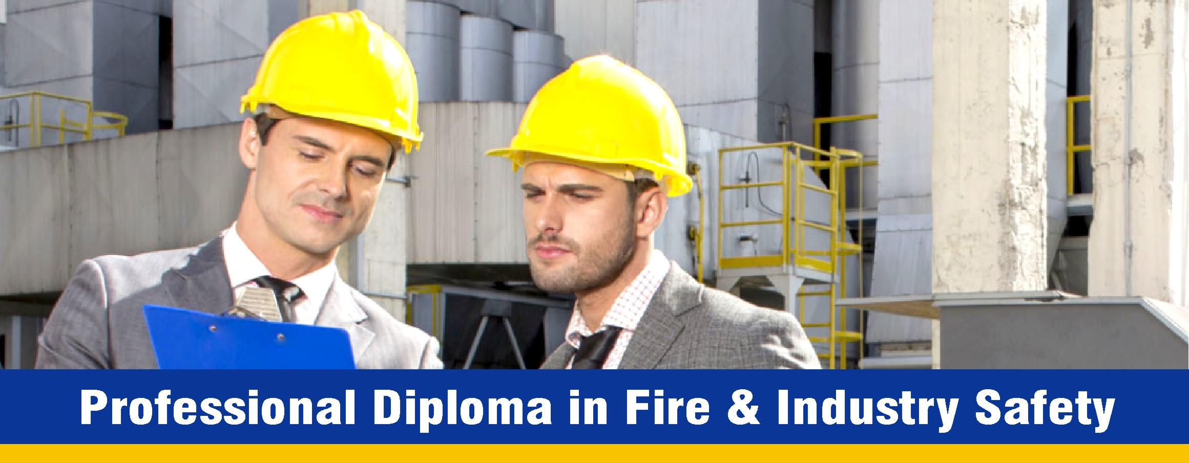 Professional Diploma In Fire and Industrial Safety