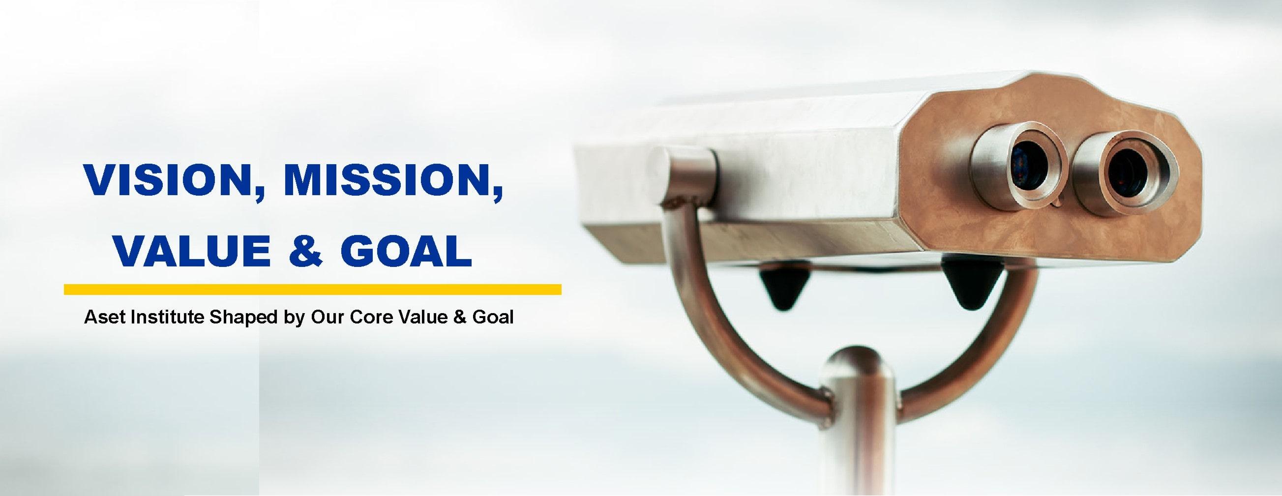 Vision & Mission | Aset