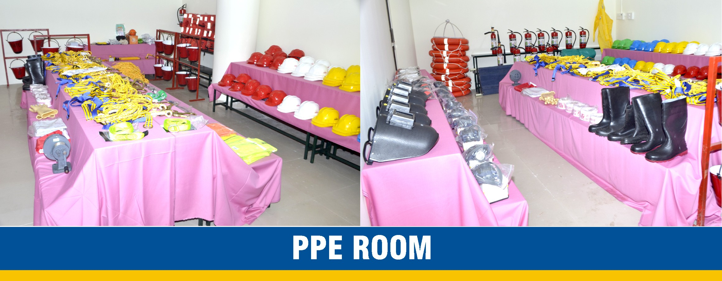 Aset | PPE Room